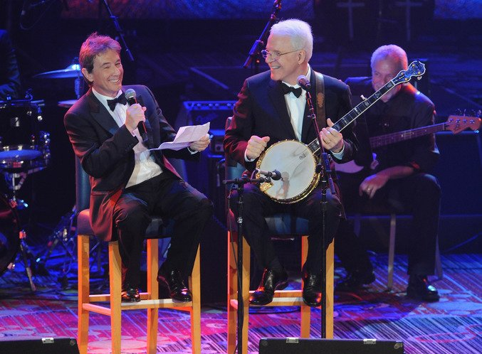 @SteveMartinToGo Martin Short coming to @RuthEckerdHall in Clearwater: