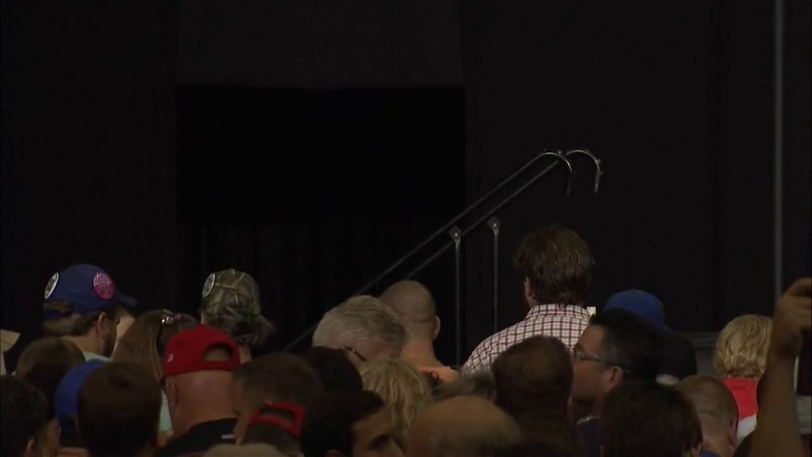 #LIVE: Donald Trump to speak in Tampa shortly. Watch here: