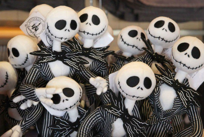 #Disney releases new 'Nightmare Before Christmas' merchandise