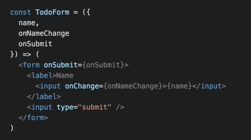 No need for dependency injection in #ReactJS Components: