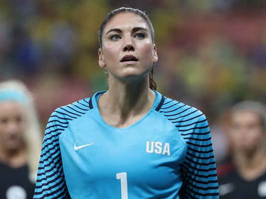 Hope Solo suspended from U.S. national team for six months @ussoccer_wnt