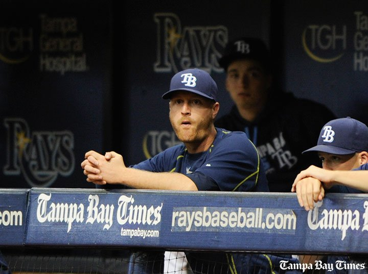 Finish line in sight for Rays' Alex Cobb.  #Rays @RaysBaseball @Acobb53