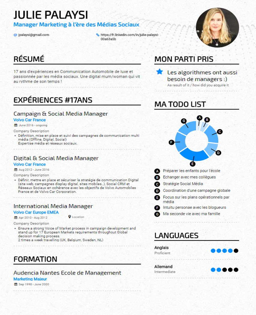 how to make a good resume yahoo example good resume template this is what the ceo - Marissa Mayer Resume