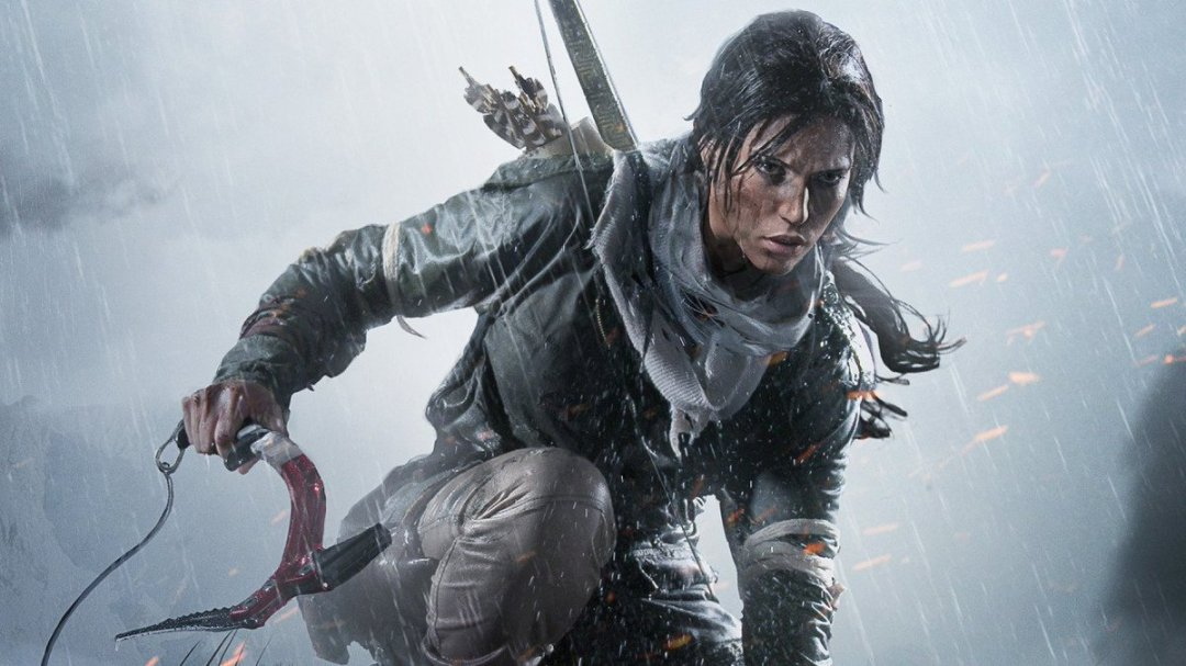 Rise of the Tomb Raider: 20 Year Celebration PS4 Pro 4K Footage 1