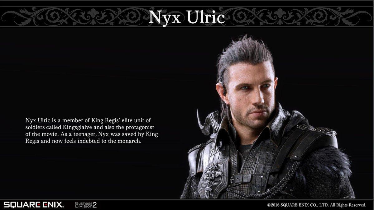 Nova Crystallis On Twitter Cosplay Guides For Kingsglaive Characters HttpstcodWkpktqVGK