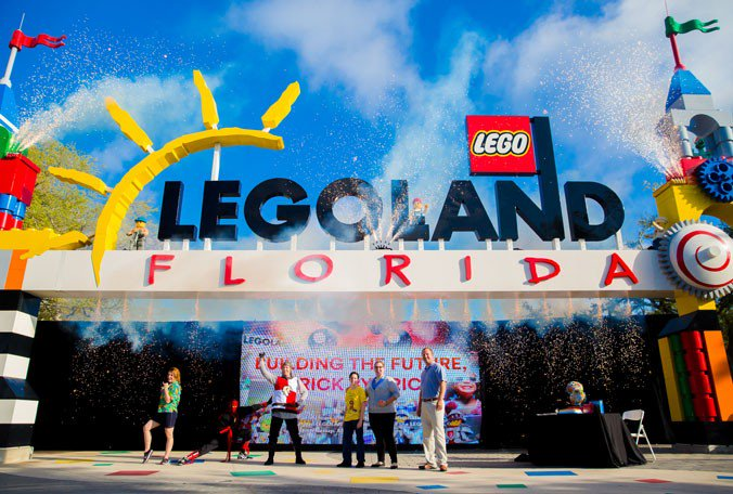 First responders get free admission to @LEGOLANDFlorida in September
