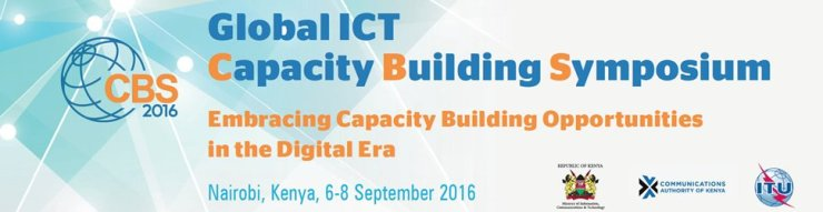 Image result for ITU #CBS2016 Capacity Building Symposium