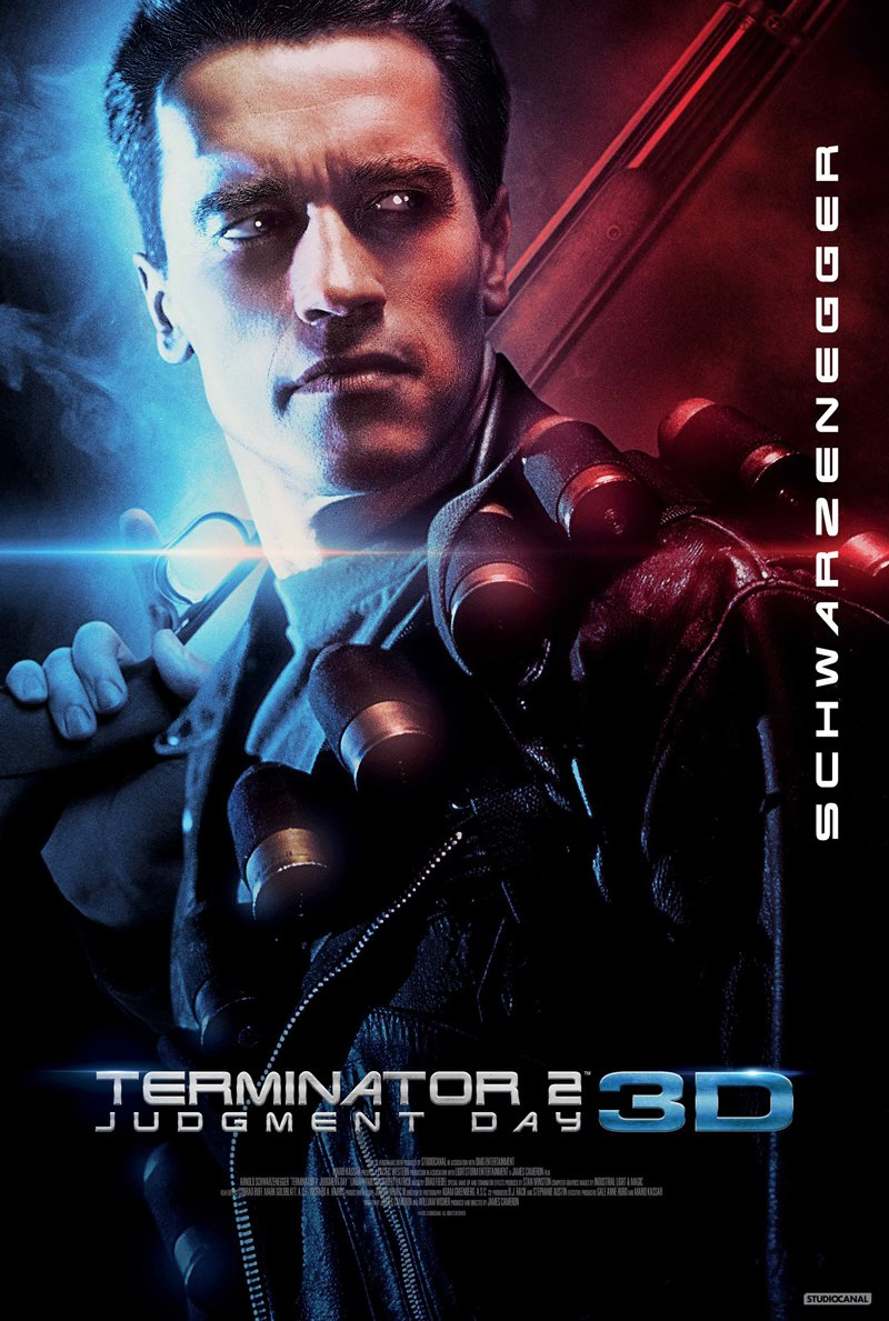Terminator 2: Judgment Day Is Returning To Theaters In 3D 2