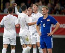 Video: Đan Mạch vs Liechtenstein