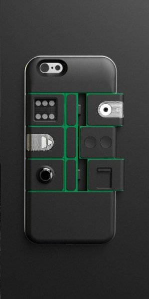 Customize your phone with nexpaq phone case !      #IOT #projectara #google #apple #startup