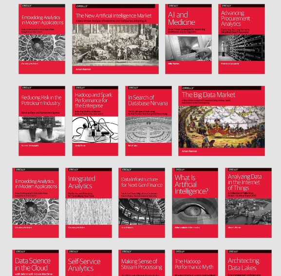 Um...Wow. 80+ FREE Data Science Books via @OReillyMedia  #datascience #analytics #bigdata