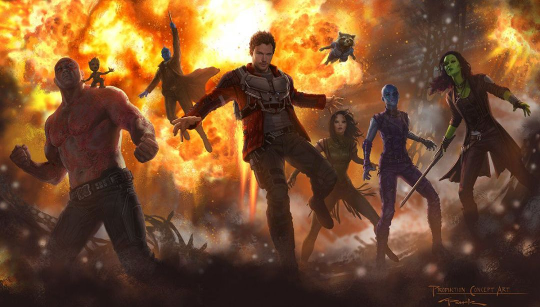Chris Pratt: Guardians of The Galaxy 2 Is Going To Be The Biggest Spectacle Movie of All Time 1