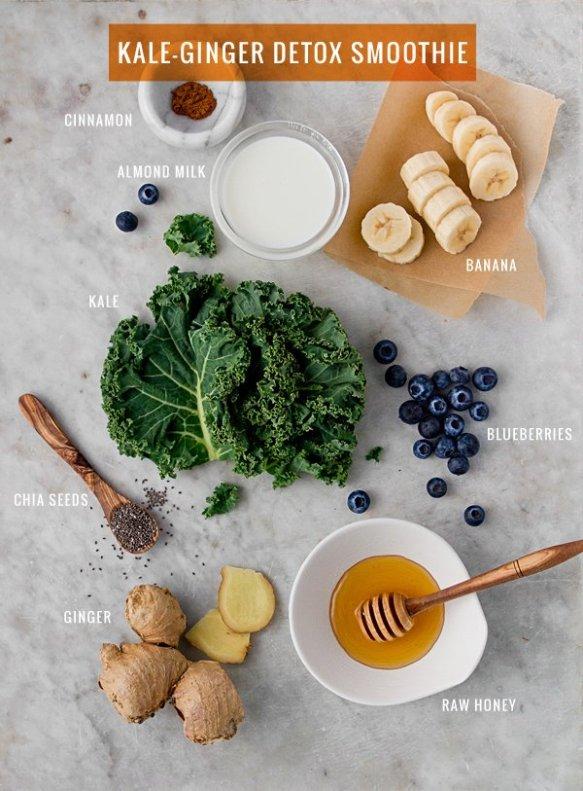 AgeproofLiving: Kale-Ginger …