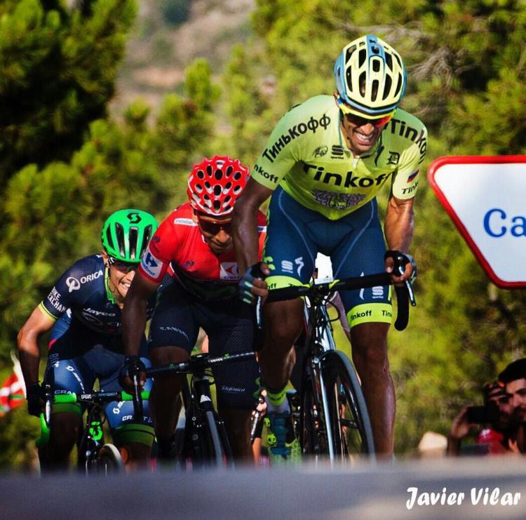 Photo compte Twitter Alberto Contador
