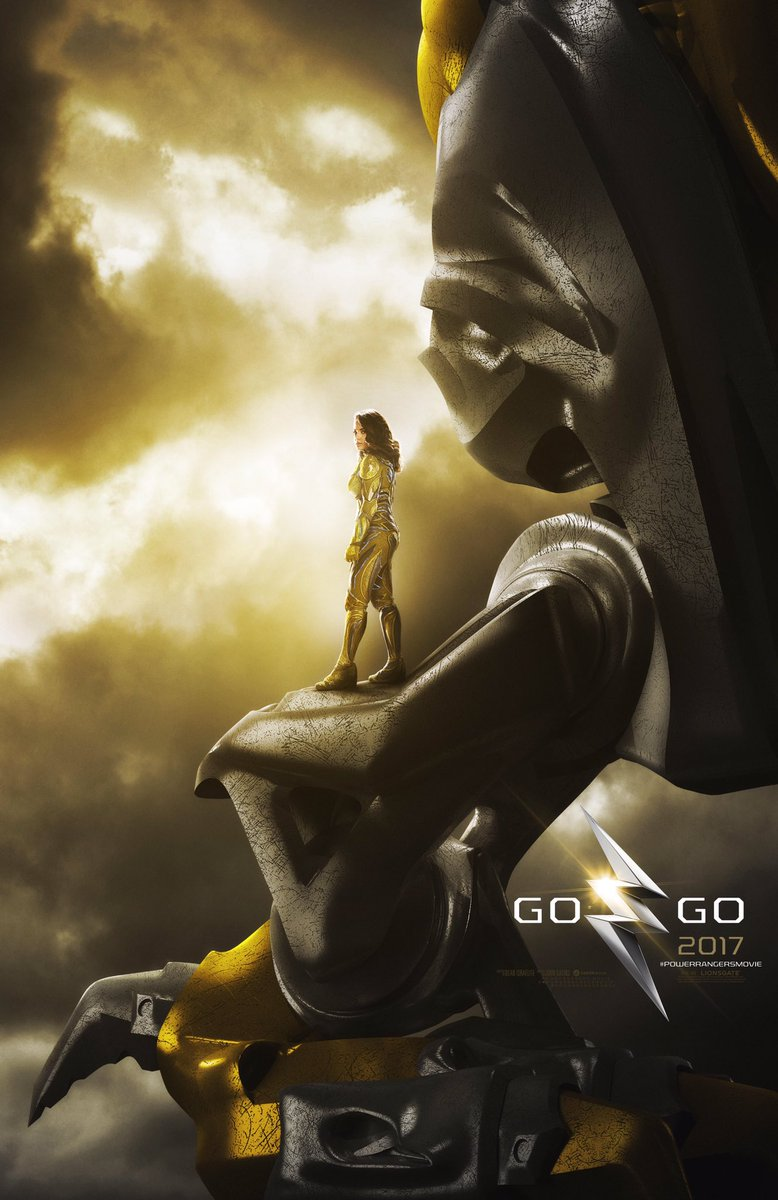 Power Rangers Character Posters Unveiled 4