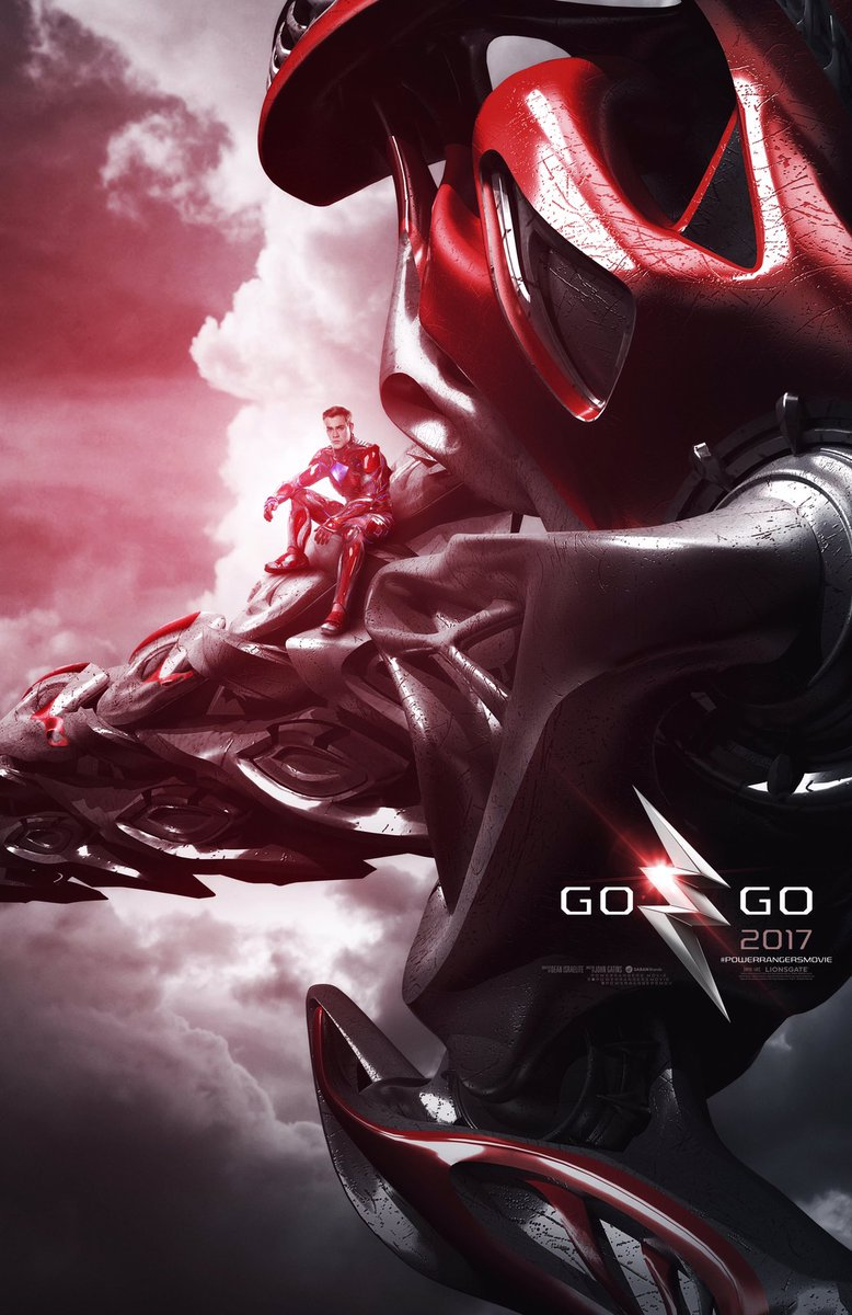 Power Rangers Character Posters Unveiled 6