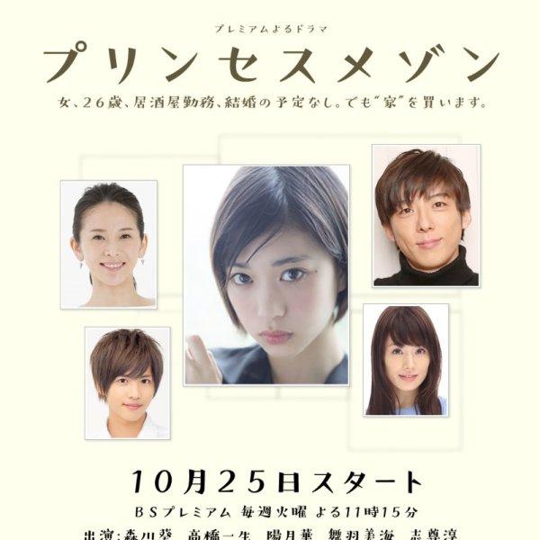 NHK プレミアムよるドラマ プリンセスメゾン