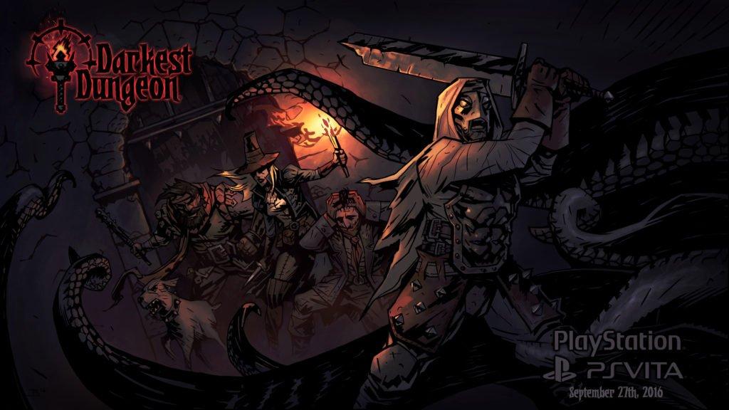 Darkest Dungeon On Twitter A New Wallpaper To Celebrate
