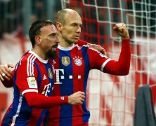 Video: Bayern Munich vs Hertha BSC