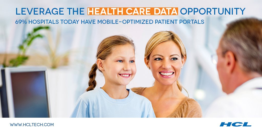 Drive patient centricity in #healthcare with #Iot & #BigData for better outcomes. Know more: