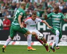 Video: Werder Bremen vs Augsburg