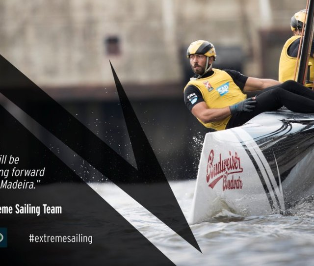 Portuguese Sailor Rconde88 Of Sapextremesail Tells Us What To Expect From The Act 6 Extremesailing Venue Pic Twitter Com Xu97scdfui