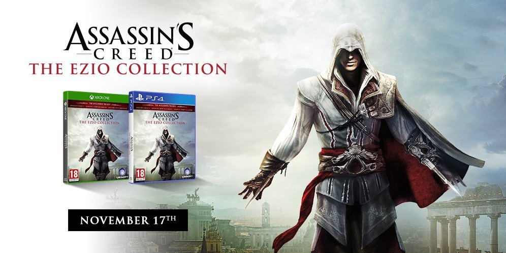 Assassin's Creed: The Ezio Collection Launch Trailer