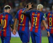 Video: Barcelona vs Celtic