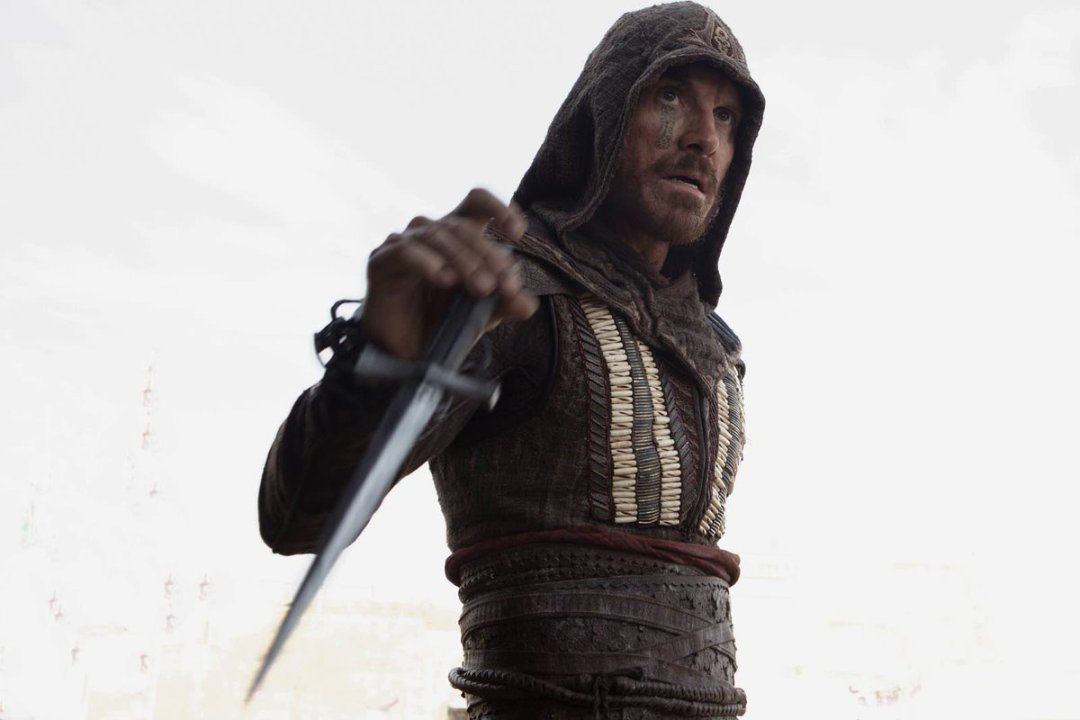 New Assassin's Creed Photos Featuring Michael Fassbender Revealed 5