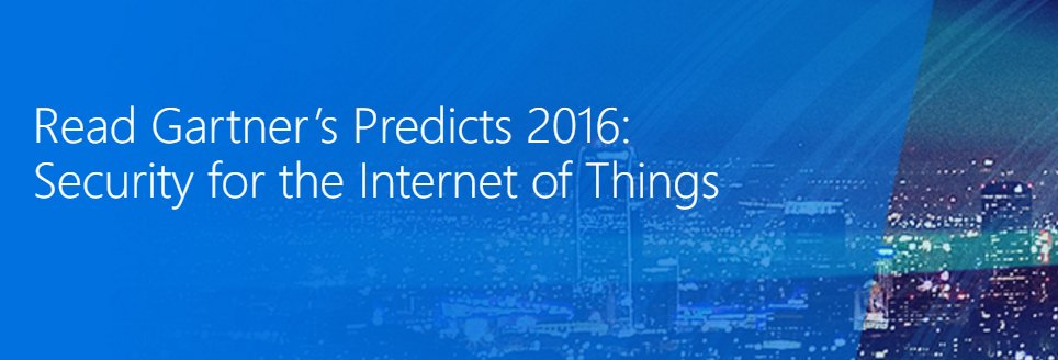 What will #IoT #security look like in 2020? Let's find out: