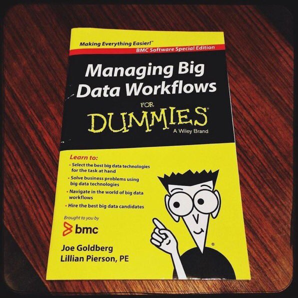 Check out @BigDataGal's book