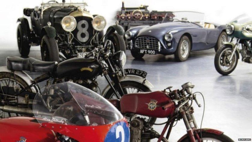 Robert White car auction raises £3.5m for Dorset cancer patients