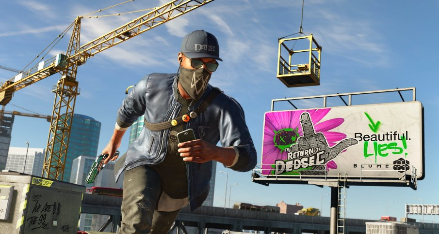Watch Dogs 2 Story Trailer 2