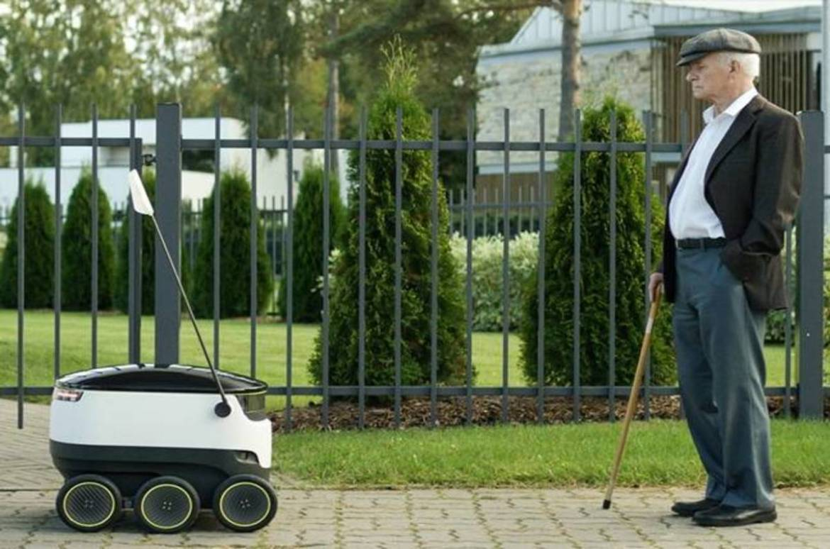 R2D2 delivery robots to scurry through the streets of San Francisco on @TheRegister  #IoT