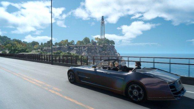 Final Fantasy XV's Radio Music Revealed 2