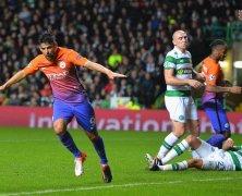 Video: Celtic vs Manchester City