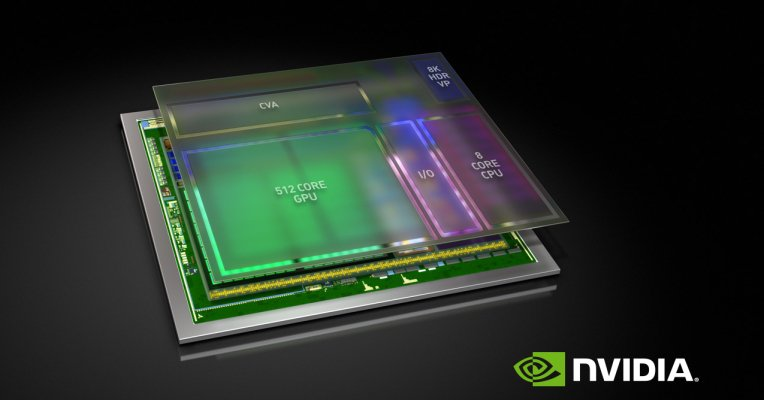 Nvidia's new Xavier SoC is an #AI supercomputer for cars   #IoT