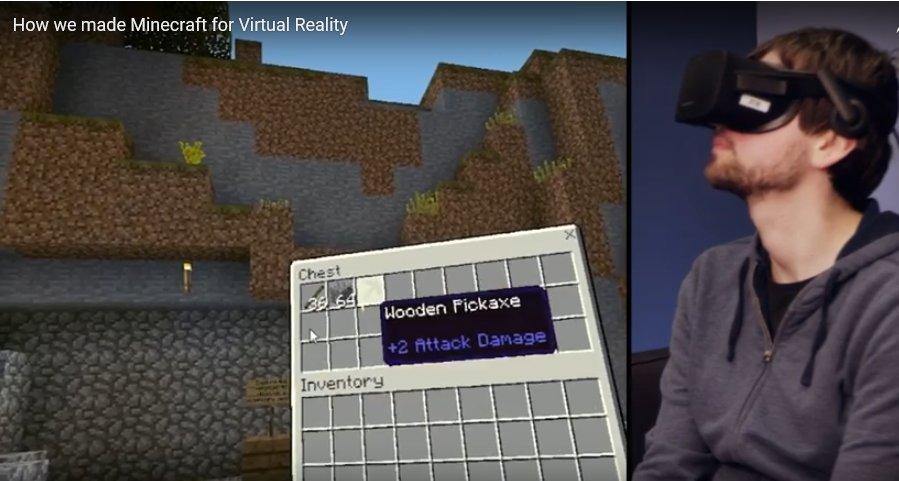 Microsoft Stores offering free 'Minecraft' VR demos on Oculus Rift