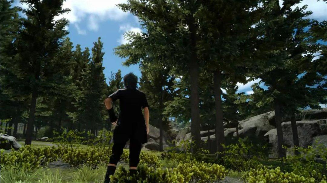 New Final Fantasy XV Screenshots Shows Improved Visual Quality 3