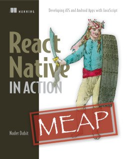 DOTD Oct 17: Half off React Native in Action! Use code dotd101716tw at  #reactnative