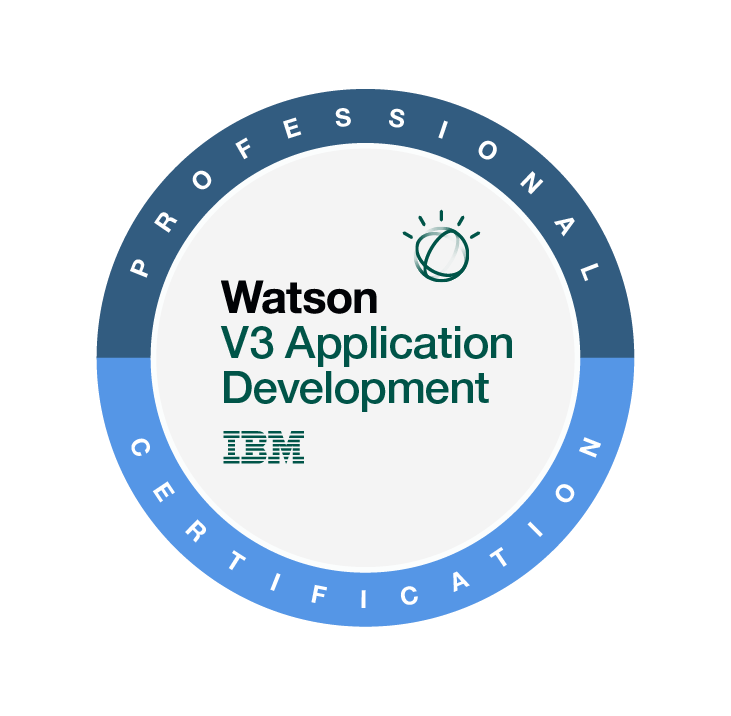 How the Watson Certification Program is helping developers validate skills: