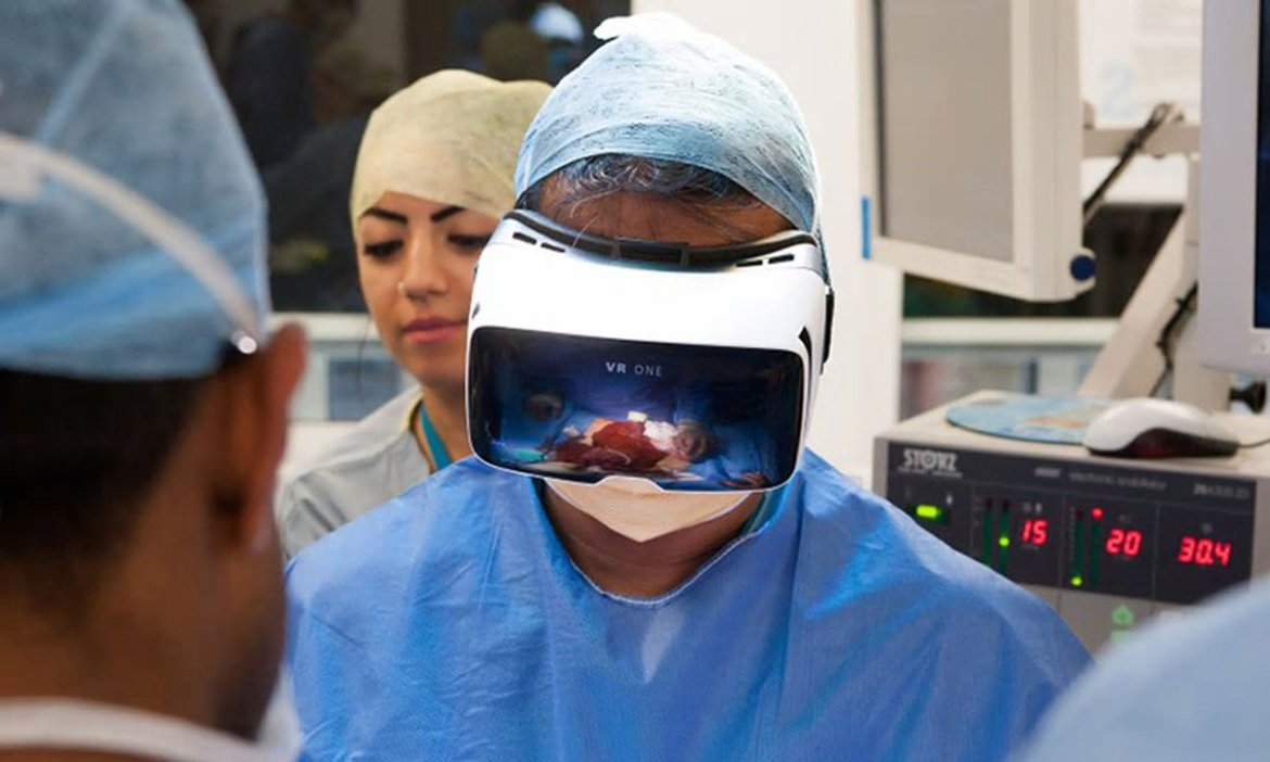 5 Ways Medical Virtual Reality Is Already Changing Healthcare  #digitalhealth #VR