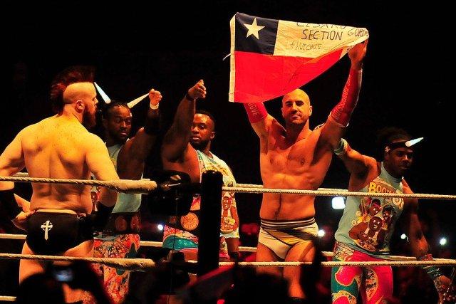 عرض الشيلي