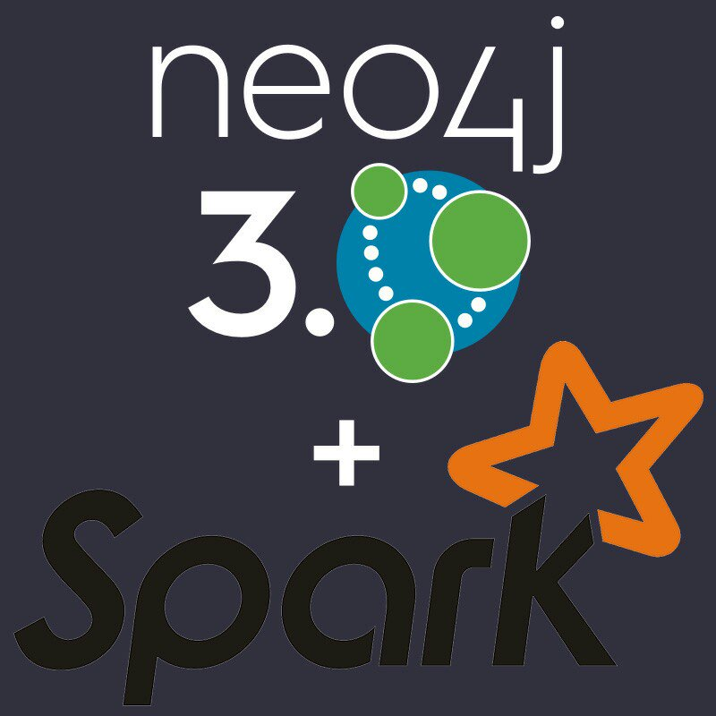 Introducing the Neo4j 3.0 #ApacheSpark Connector  #datascience #bigdata