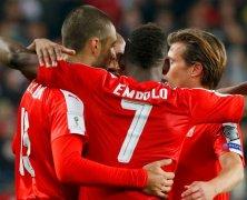 Video: Hungary vs Thụy Sĩ