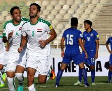 Video: Iraq vs Thái Lan