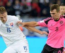 Video: Slovakia vs Scotland
