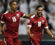 Video: Qatar vs Syria