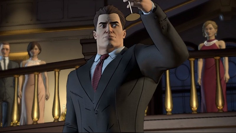 Batman: The Telltale Series Episode 3 New World Order Dated 2