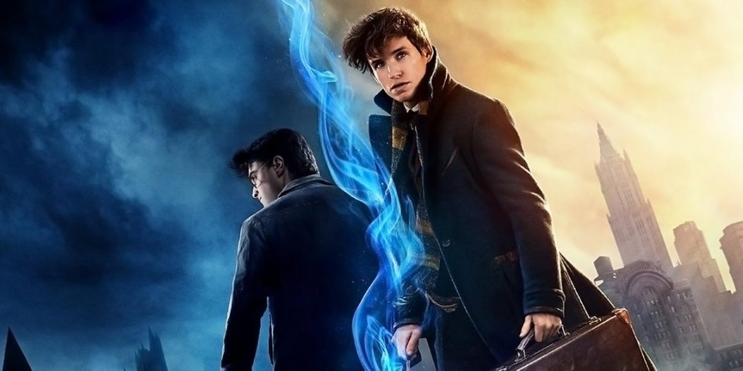 J.K. Rowling's Fantastic Beasts Is Now A Five-Film Franchise 2